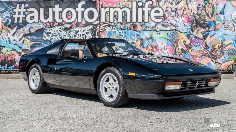 1987 Ferrari 328 GTS For Sale