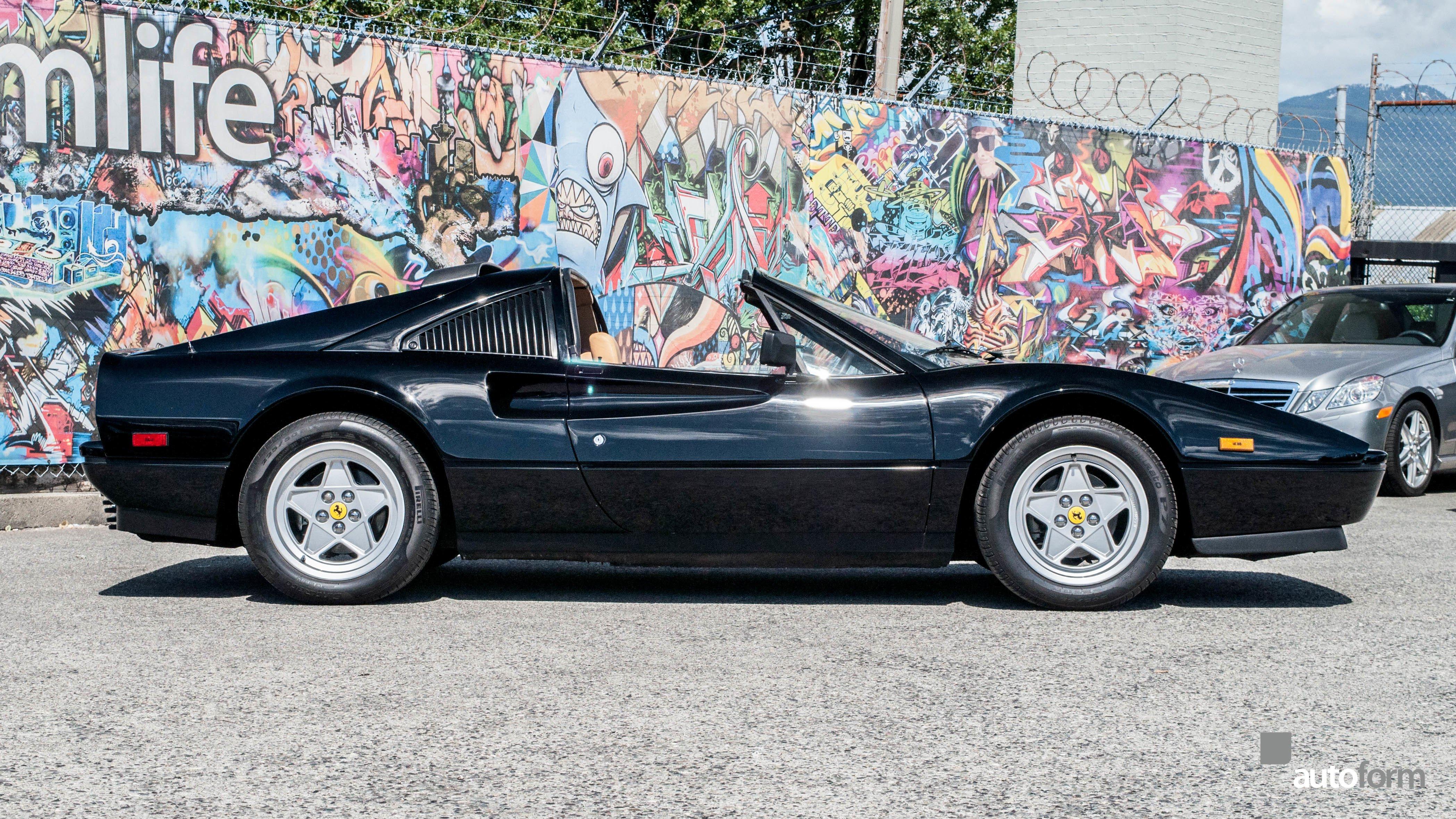 1987 Ferrari 328 Gts Autoform