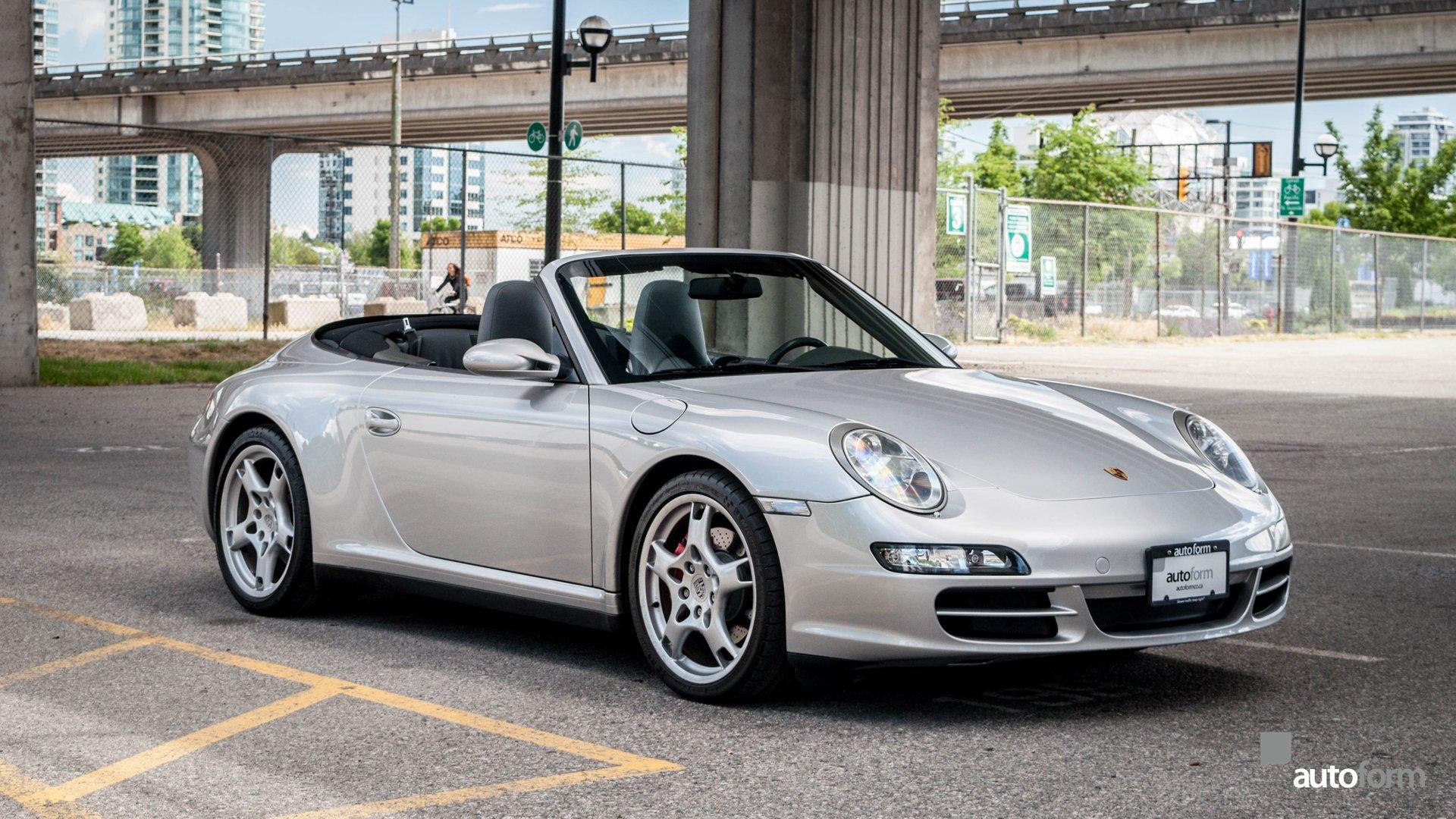 2006 porsche 911 c4s manual transmission