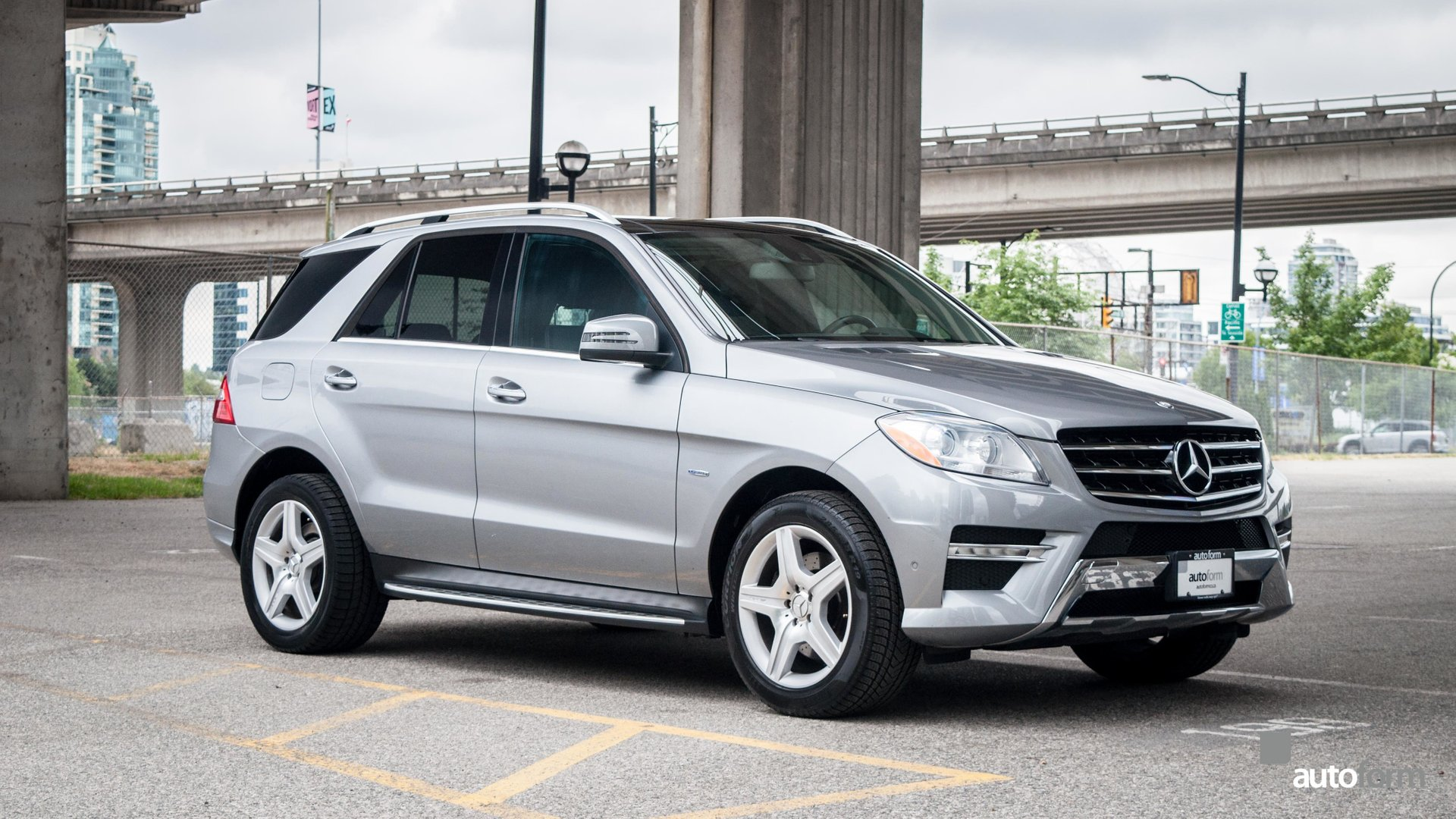 2012 mercedes benz ml350 4matic