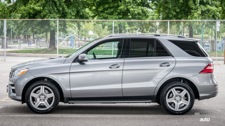 2012 Mercedes-Benz ML350 4Matic
