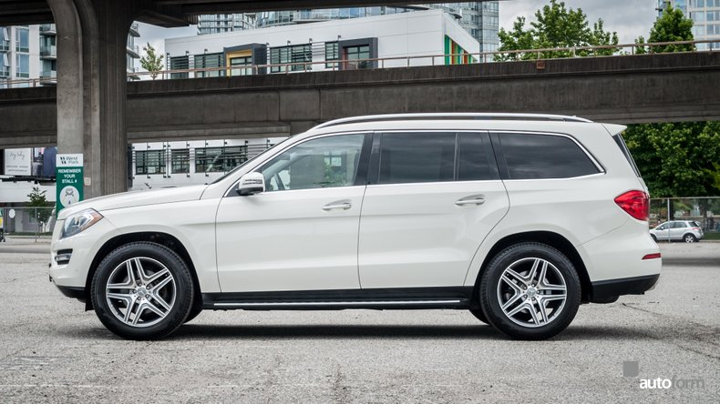 2013 Mercedes-Benz GL350 BlueTEC
