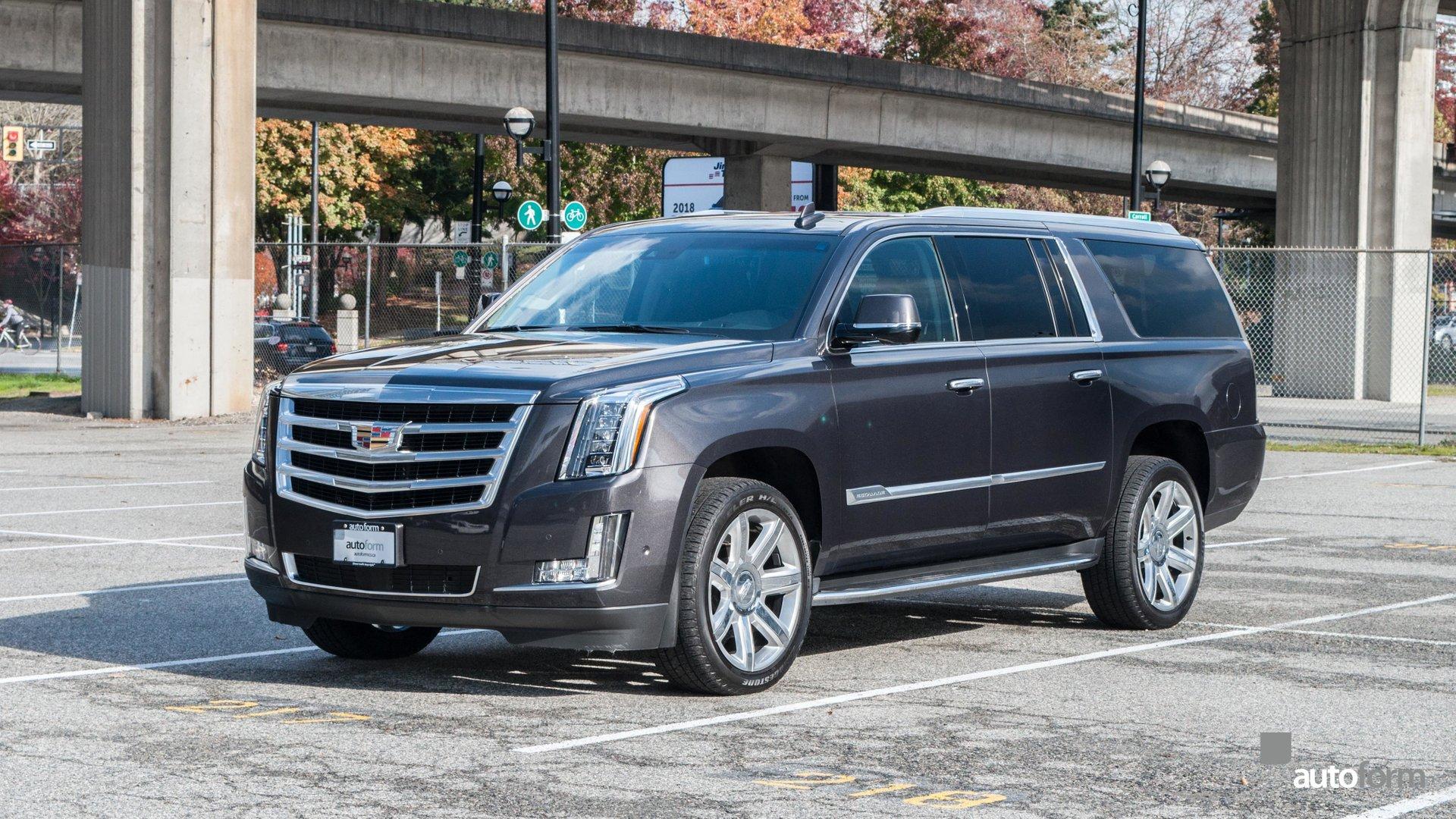 2017 Cadillac Escalade Esv Premium Luxury >> 2017 Cadillac Escalade Esv Premium Luxury Autoform