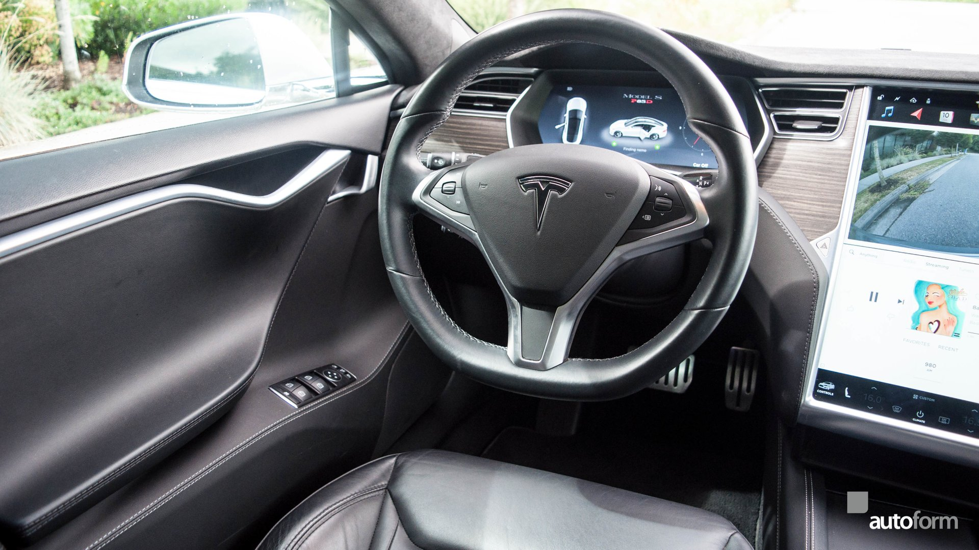 Custom Tesla For Sale