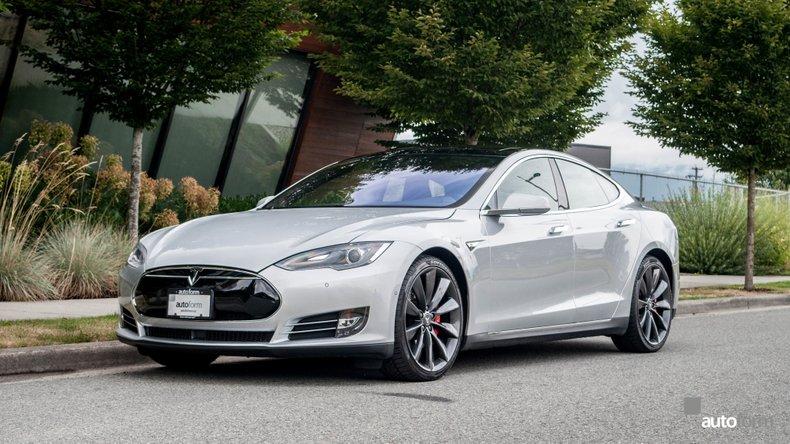 2014 Tesla Model S P85d For Sale 93824 Mcg
