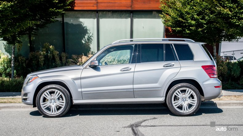 2015 Mercedes-Benz GLK 250 Bluetec 4Matic