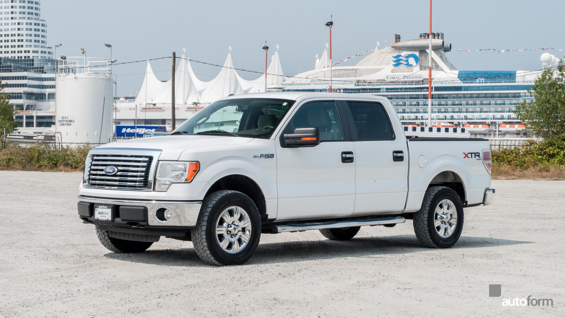 2010 ford f 150 4wd supercrew 145 xl