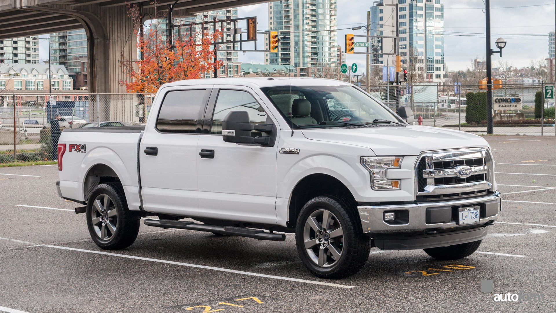 2015 ford f 150 fx4