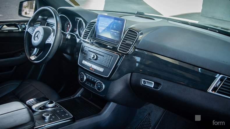 2016 Mercedes-Benz GLE 350d 4Matic