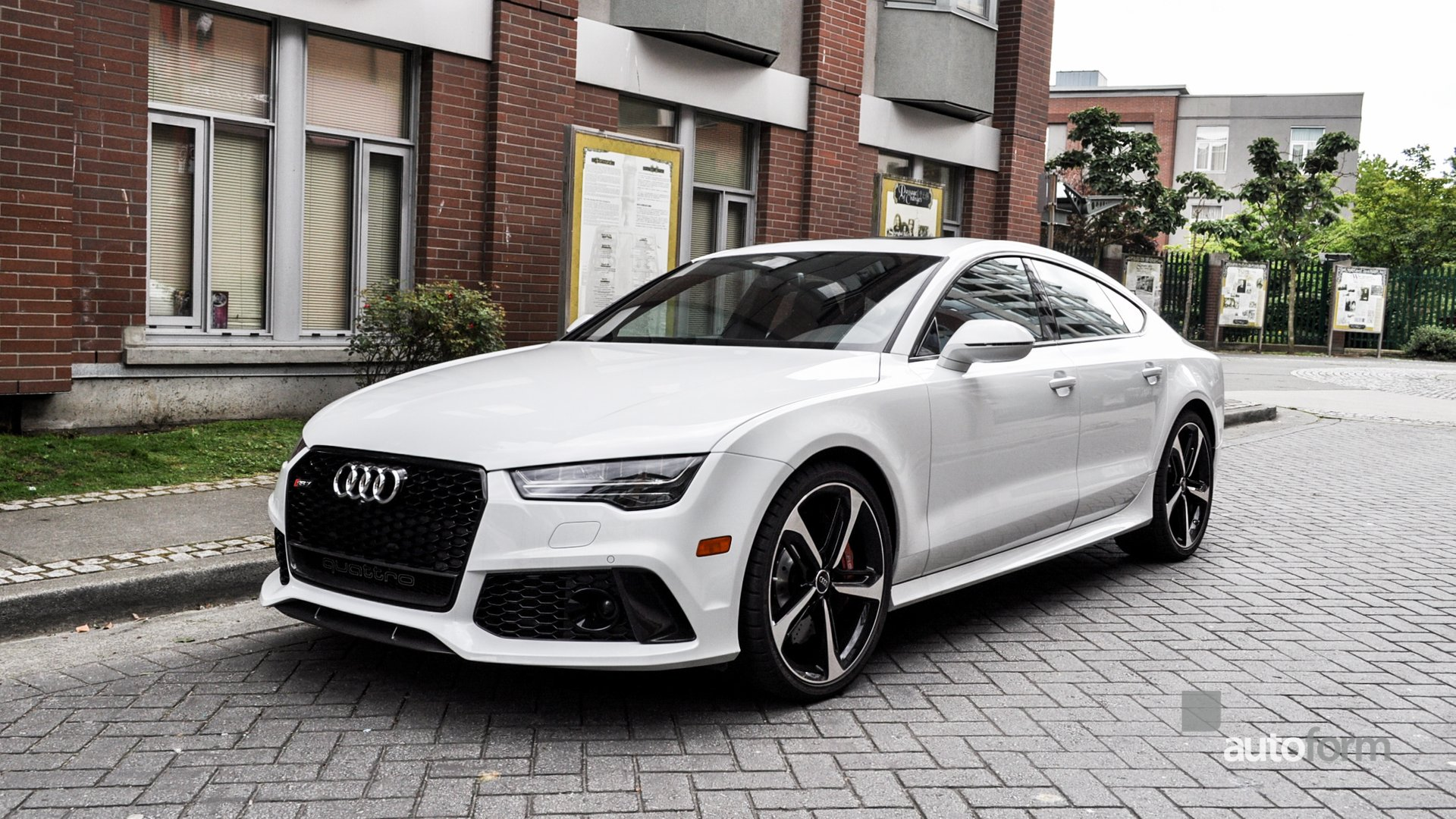 2016 audi rs 7 4dr hb prestige ltd avail