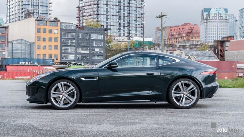 2016 Jaguar F-type S AWD