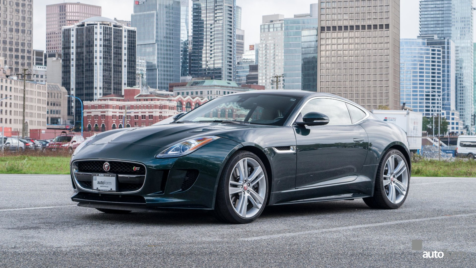 2016 jaguar f type s awd