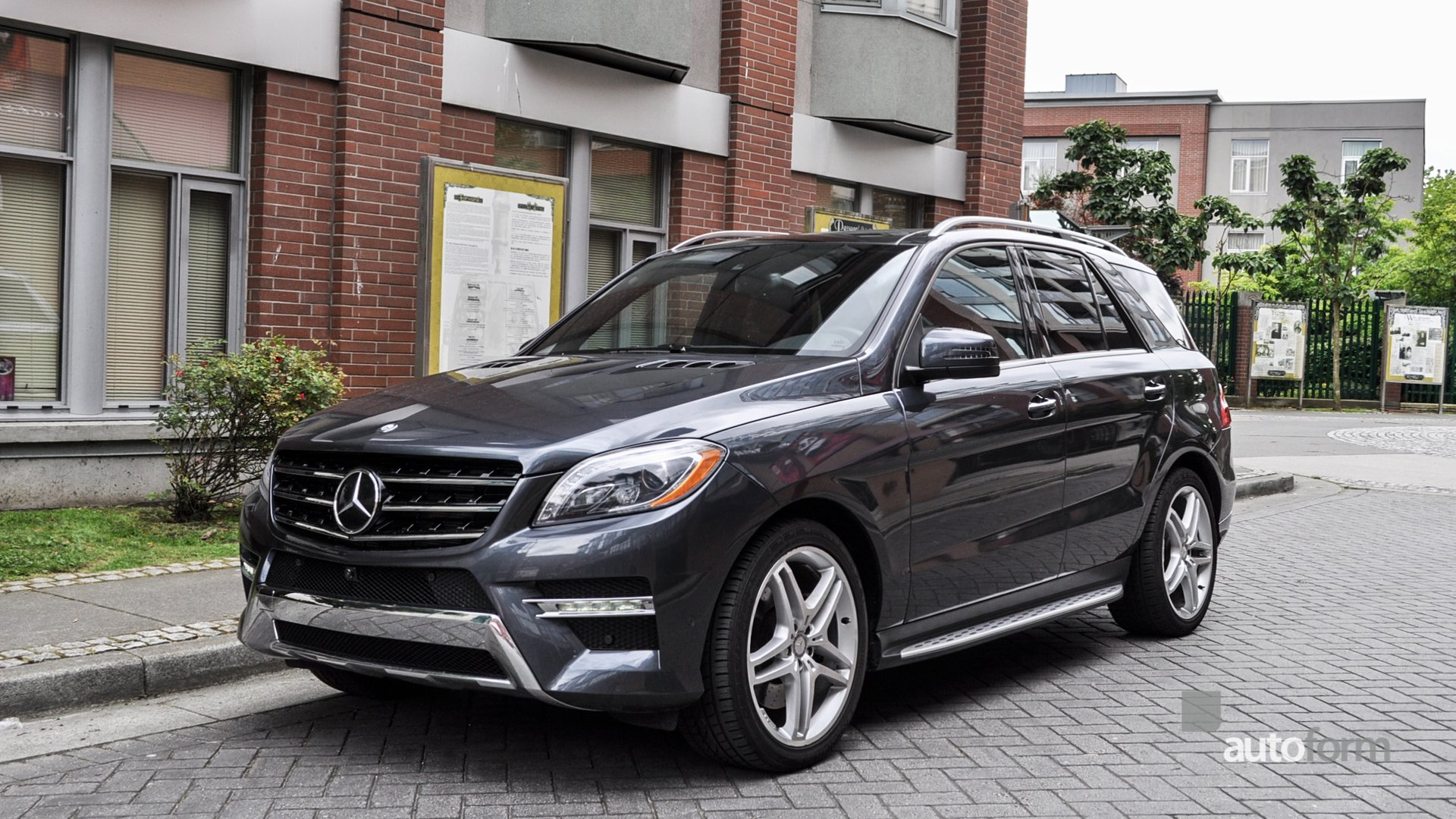 2014 mercedes benz ml550