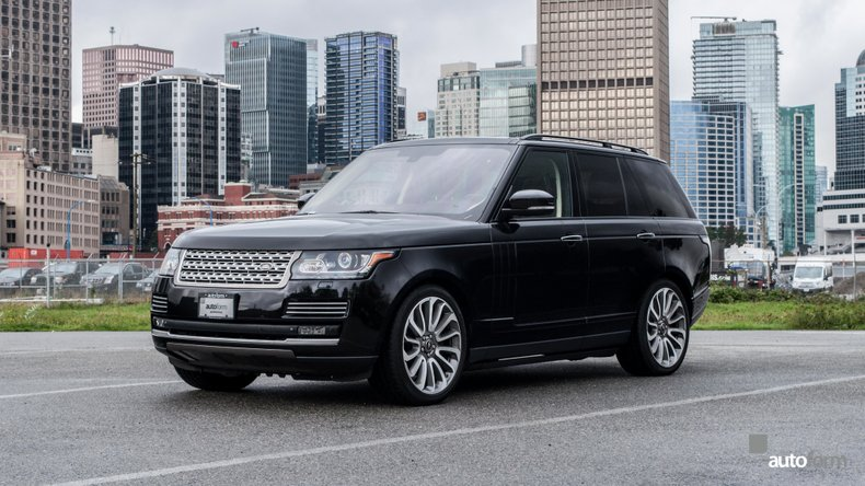 2014 Land Rover Range Rover Autobiography Supercharged For Sale