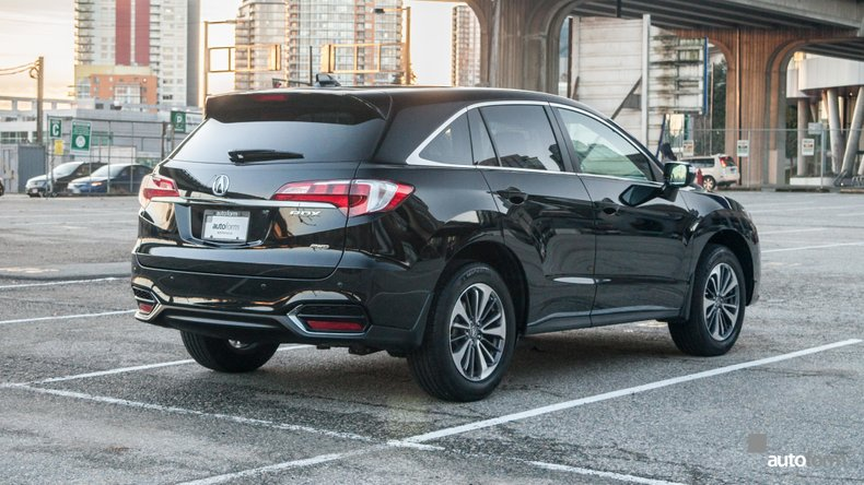 2016 Acura RDX | Elite package