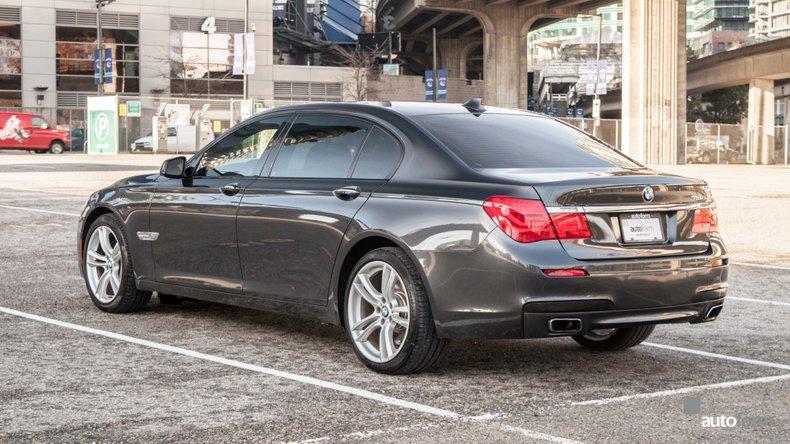2011 BMW 750Li MSport