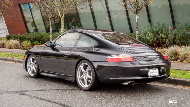 2003 Porsche 911 Carrera | 6 Speed manual
