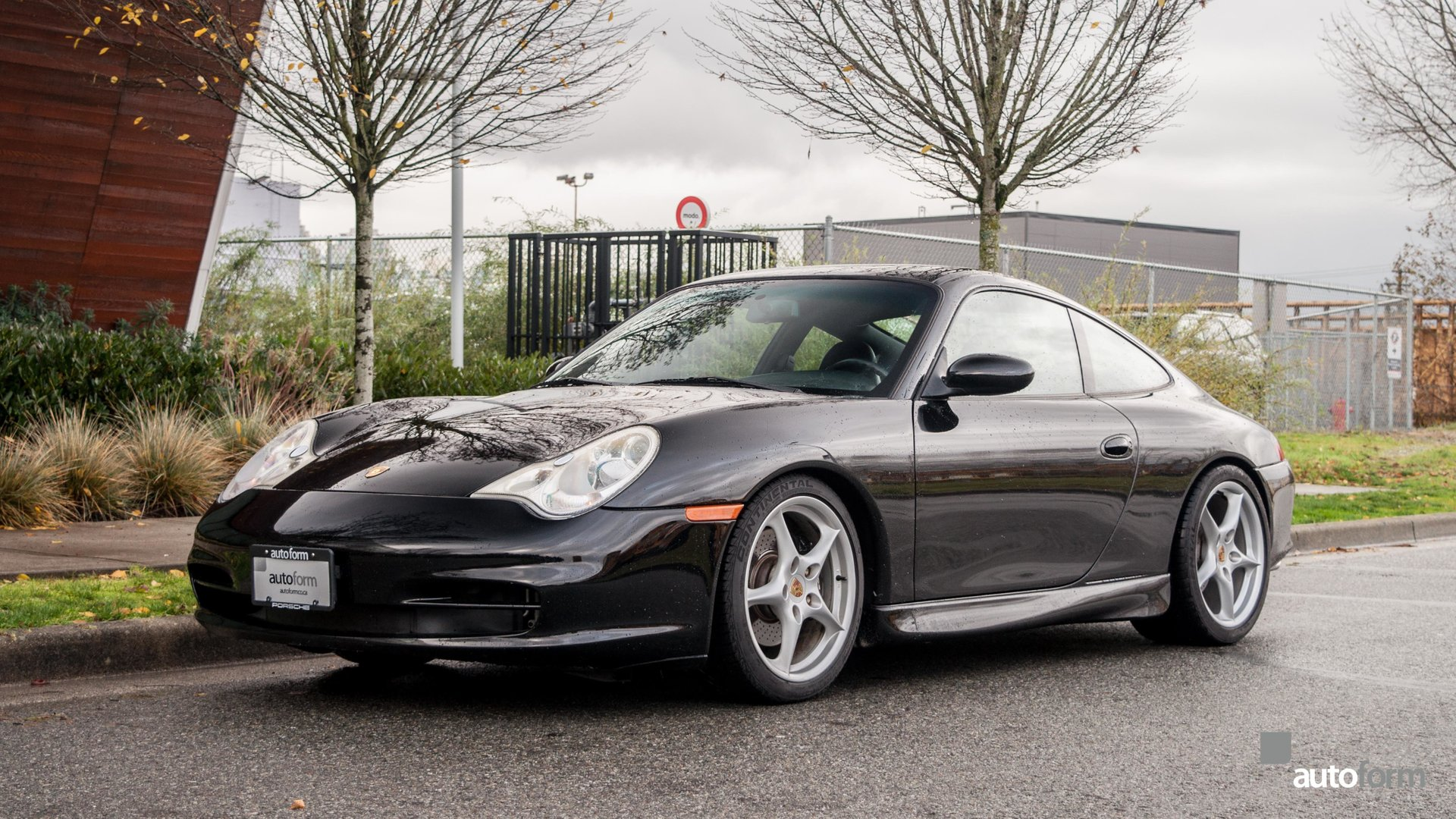 2003 porsche 911 carrera 6 speed manual
