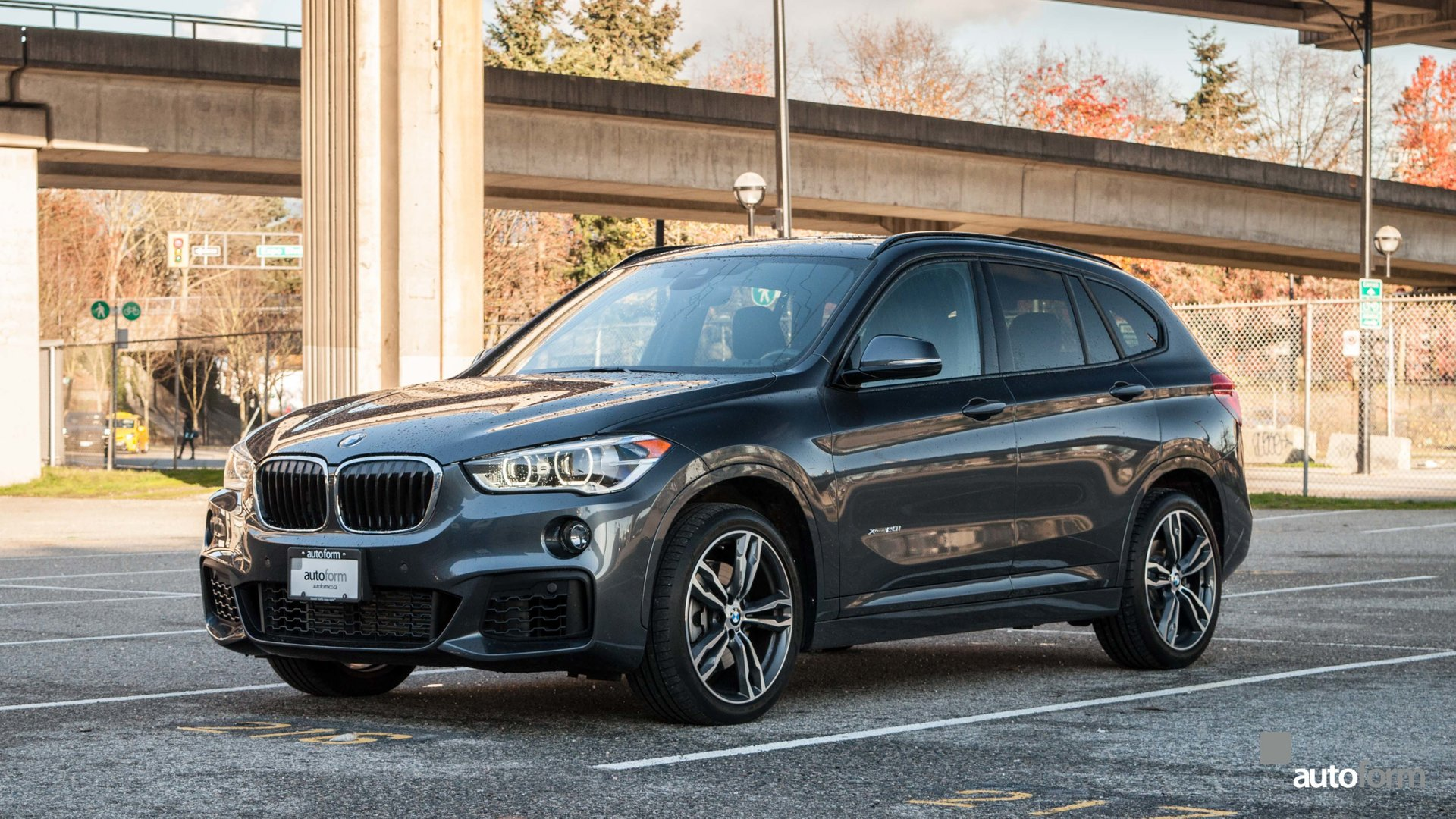 2017 bmw x1 xdrive28i msport driver assist head up display