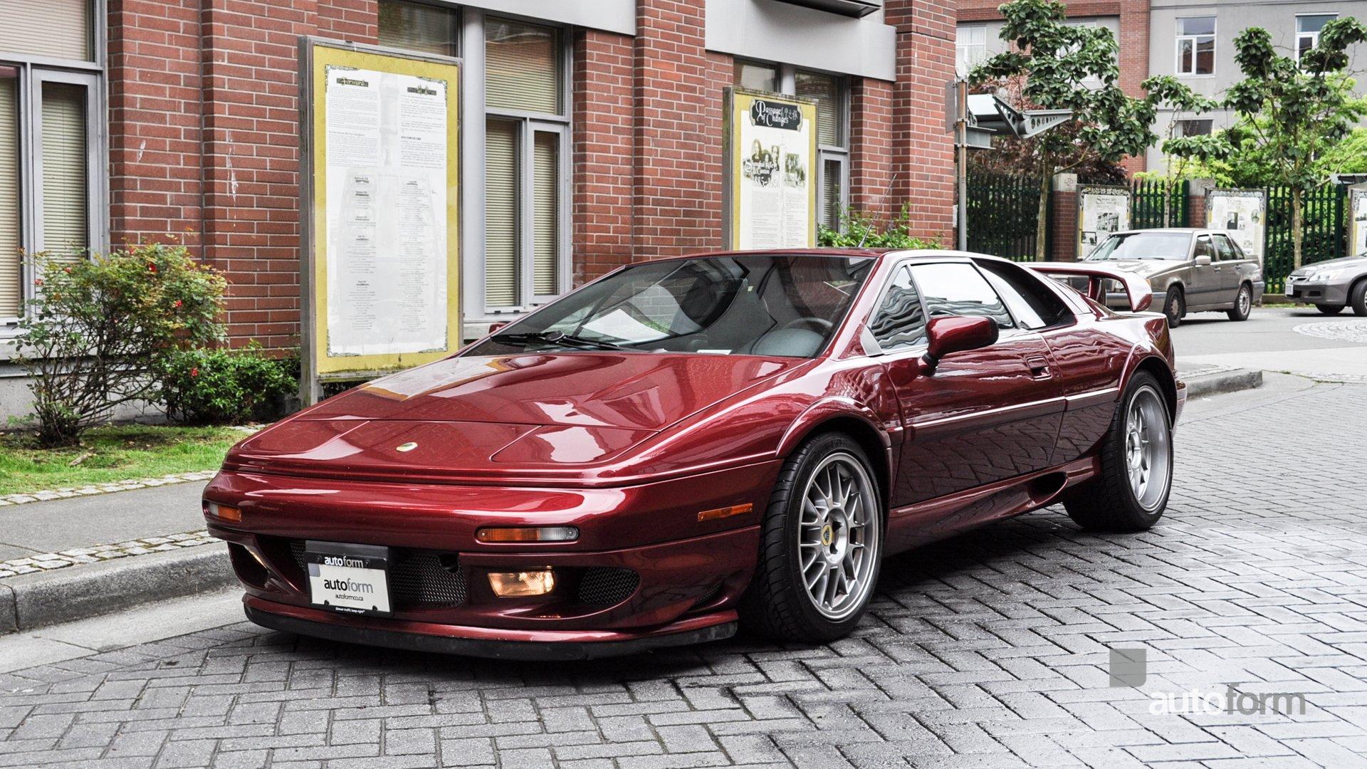 2003 lotus esprit v8 2dr coupe
