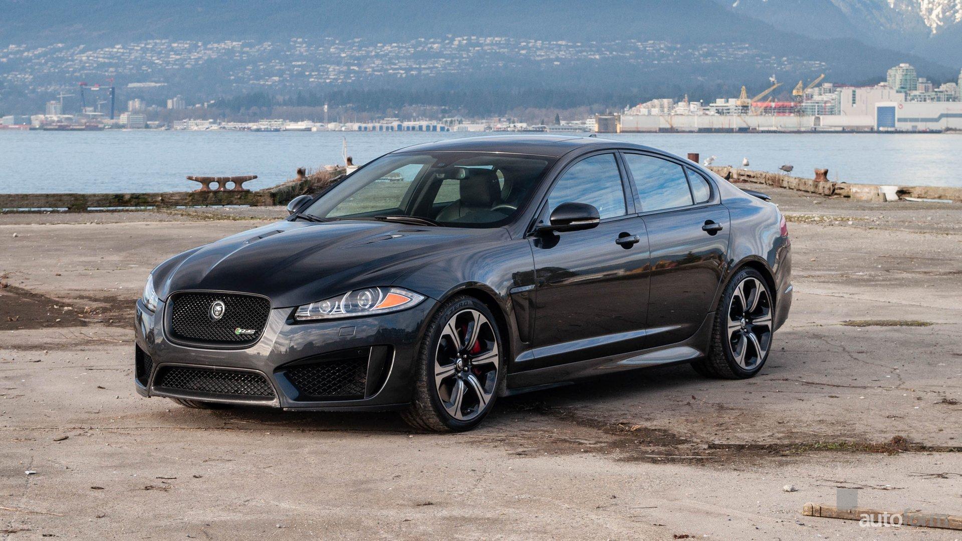 2013 jaguar xfr s