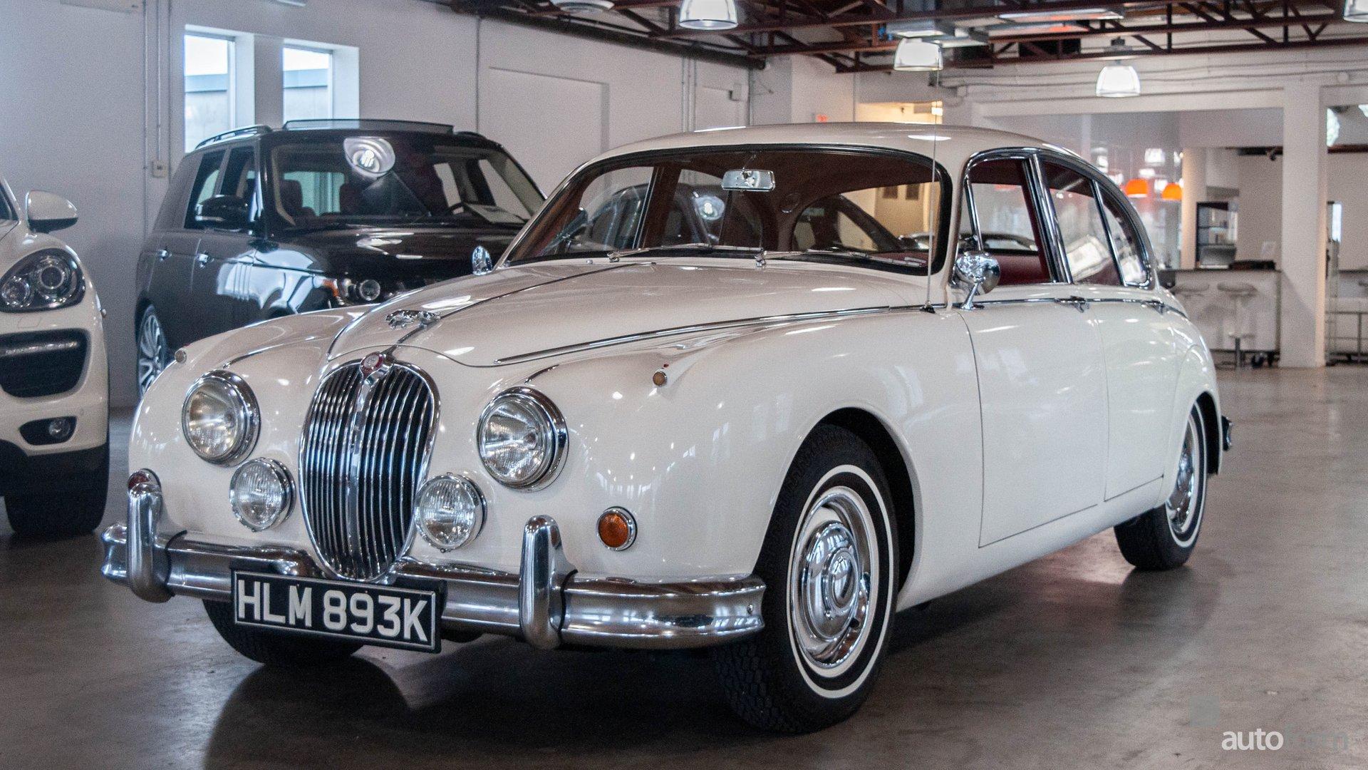 1962 jaguar mark ii 3 8 4 speed manual
