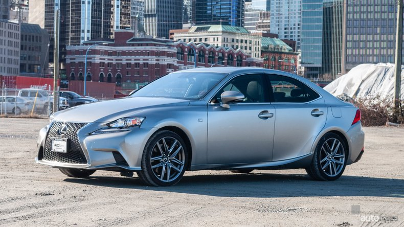 2016 Lexus IS300 AWD F Sport