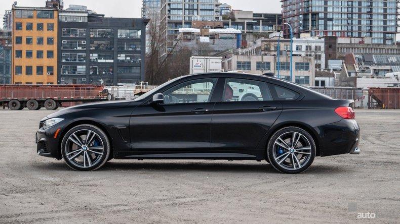 2016 BMW 435xi GranCoupe M Sport