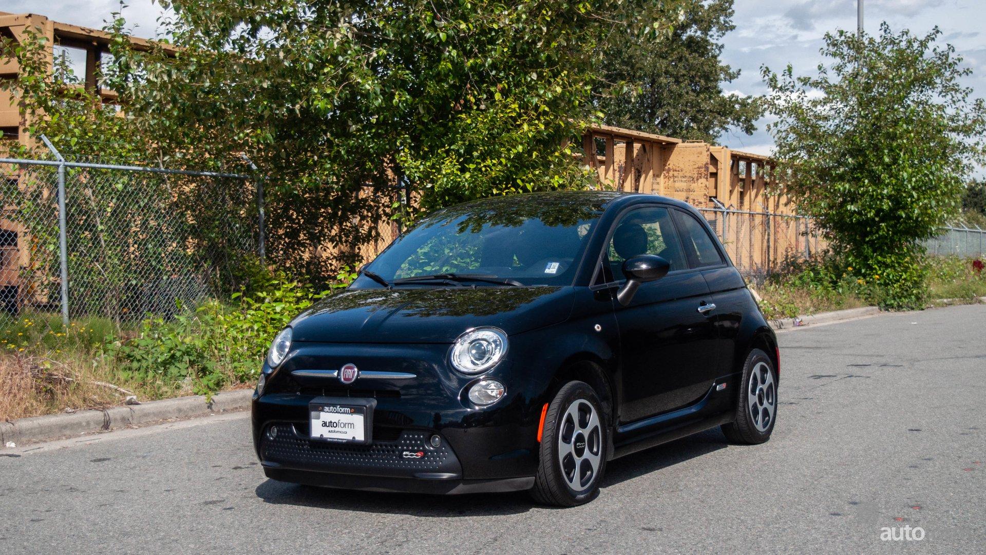 2016 Fiat 500E | Autoform