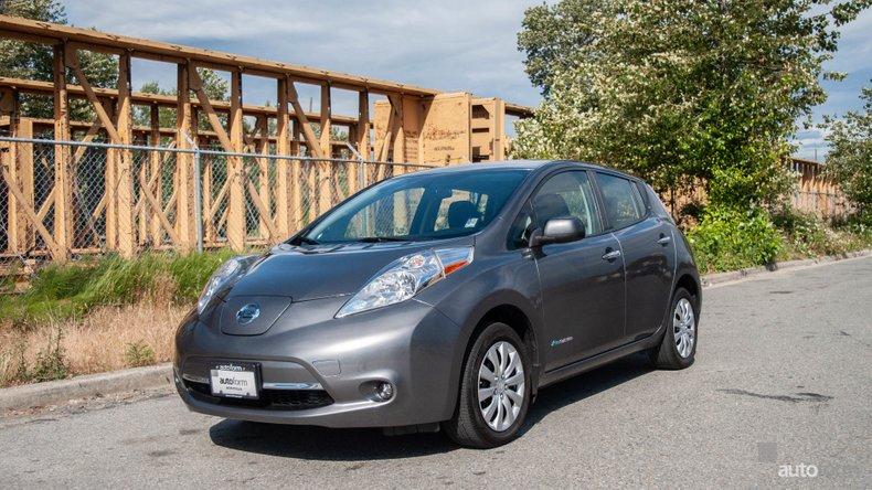2016 Nissan Leaf For Sale