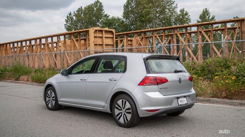 2016 Volkswagen E-Golf
