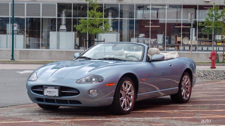2006 Jaguar XK8