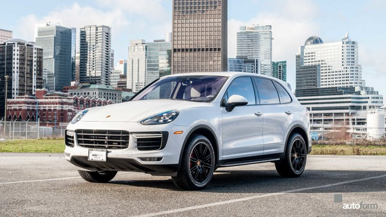 2015 Porsche Cayenne Turbo For Sale