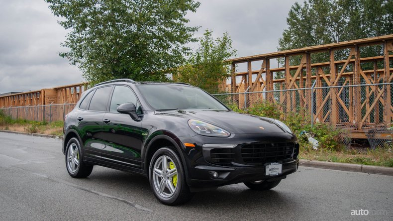 2018 Porsche Cayenne S HYBRID For Sale