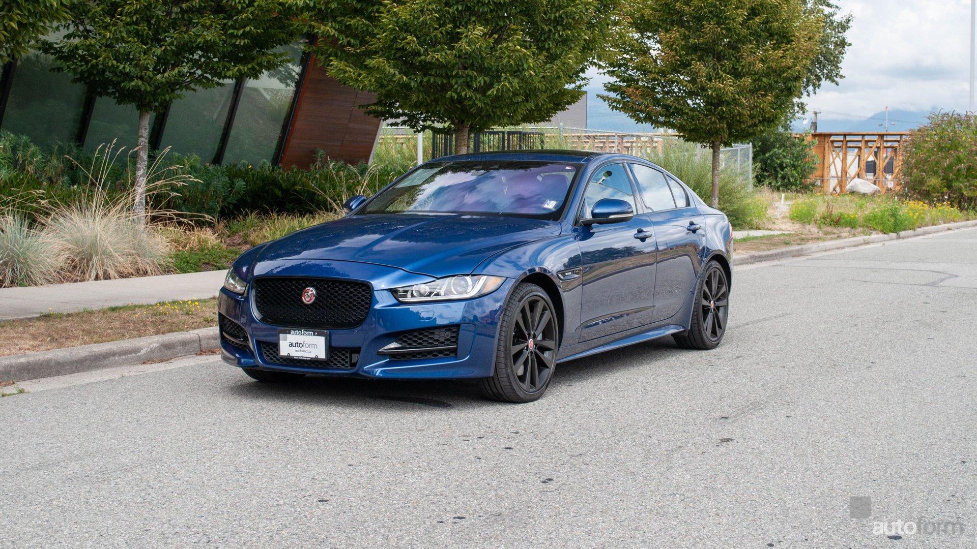 2017 jaguar xe 35t r sport awd