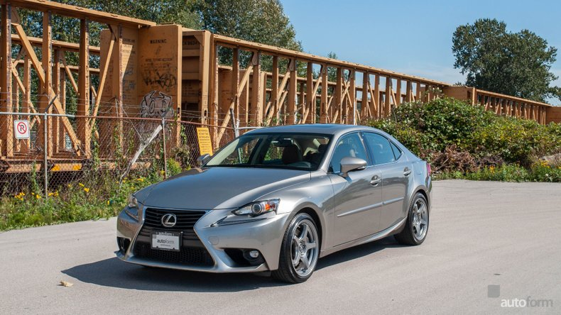 2016 Lexus IS300 AWD For Sale