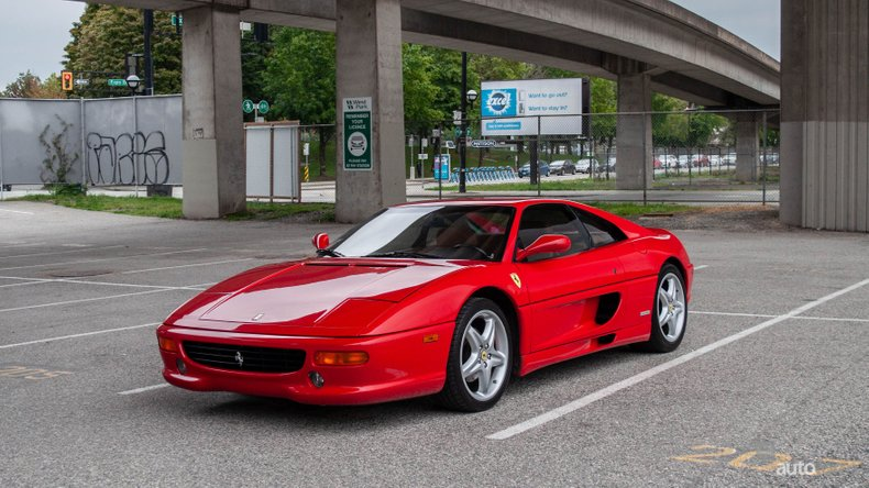 1999 Ferrari 355 For Sale