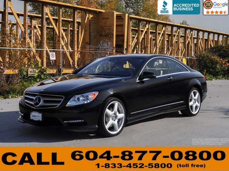 2012 Mercedes Benz CL550 For Sale