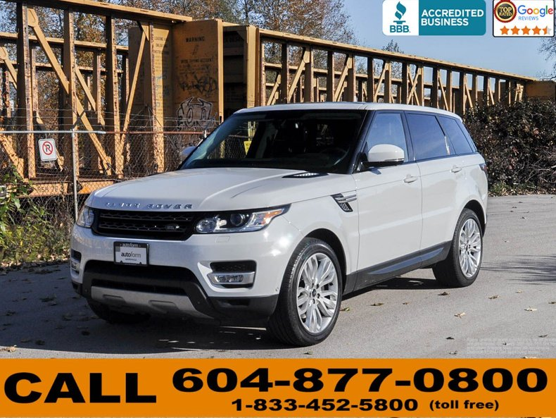 2014 Land Rover Range Rover Sport Supercharged For Sale