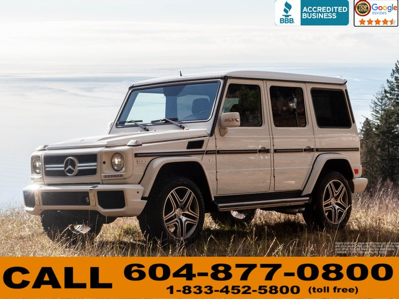 2011 Mercedes-Benz G550 For Sale