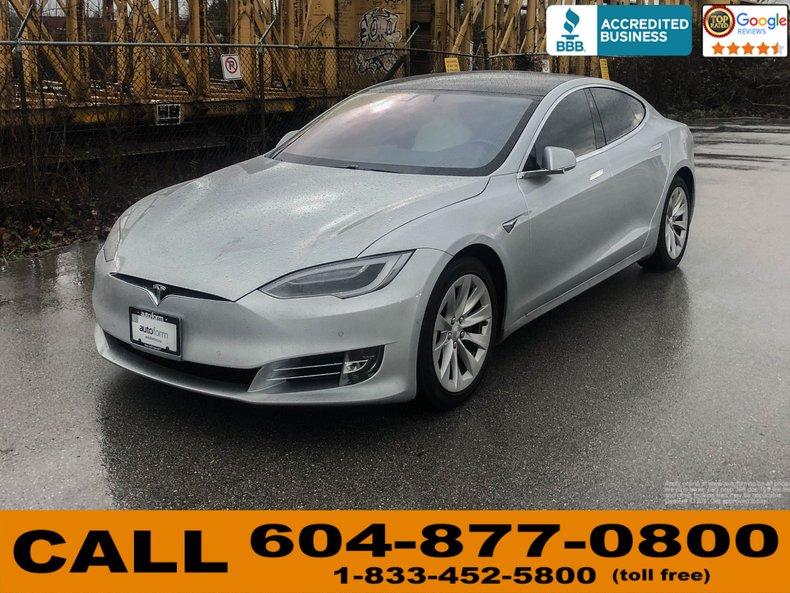 2017 Tesla Model S 90D For Sale