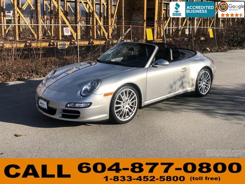 2006 Porsche 911 Carrera 4 Cabrio For Sale