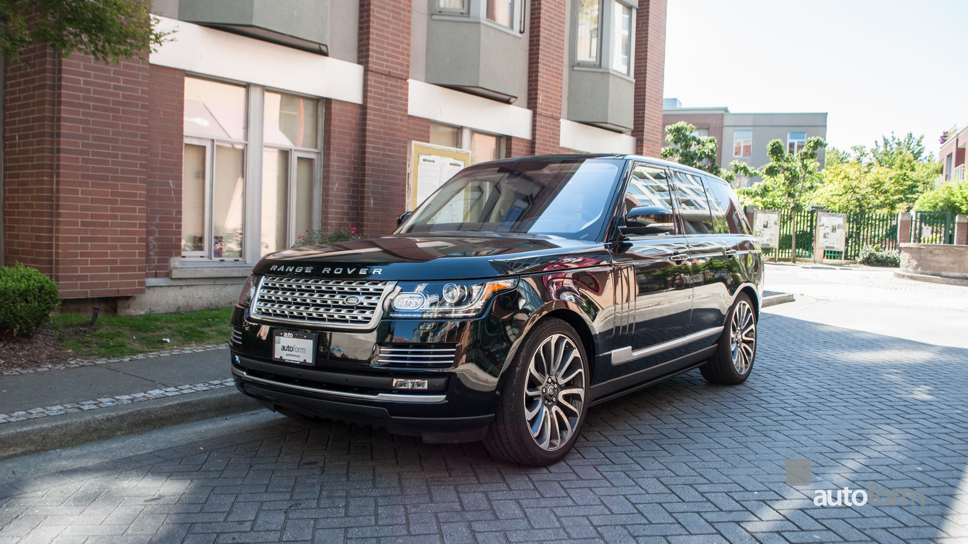 Range Rover Autobiography 2016 >> 2016 Land Rover Range Rover Autobiography Autoform