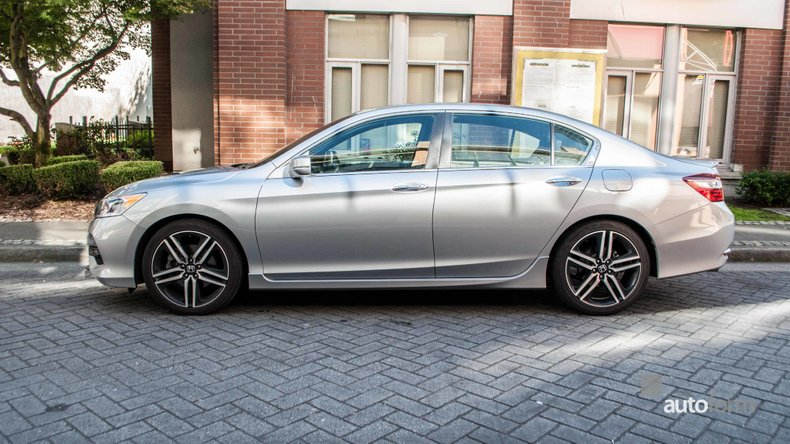 2016 Honda Accord Sport Sedan