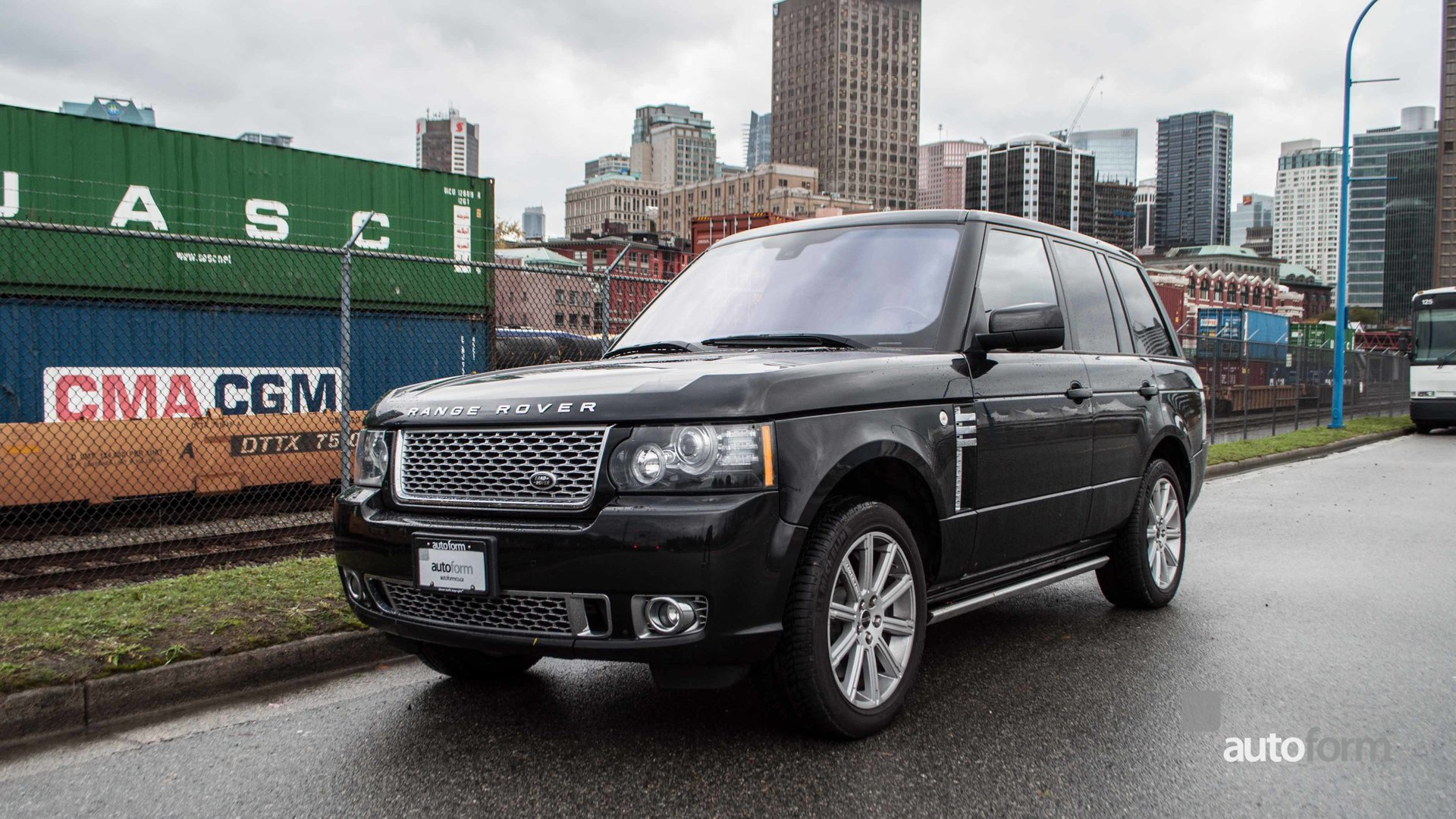 2012 land rover range rover autobiography supercharged