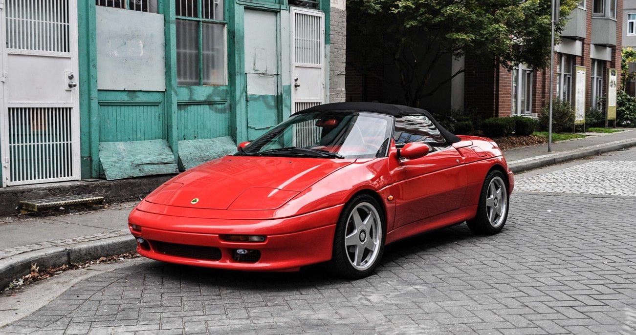 1998 lotus elan m100