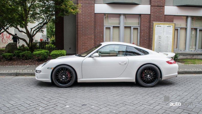 2008 Porsche 911 C2