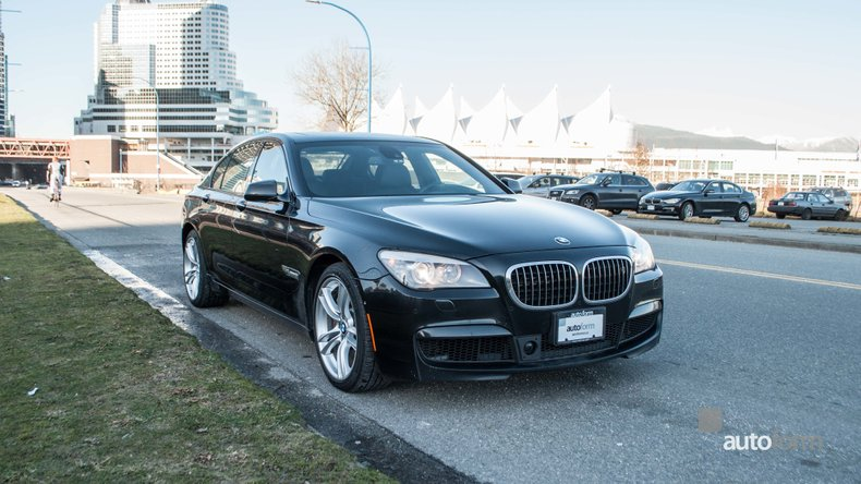 2010 BMW 750i xDrive Msport