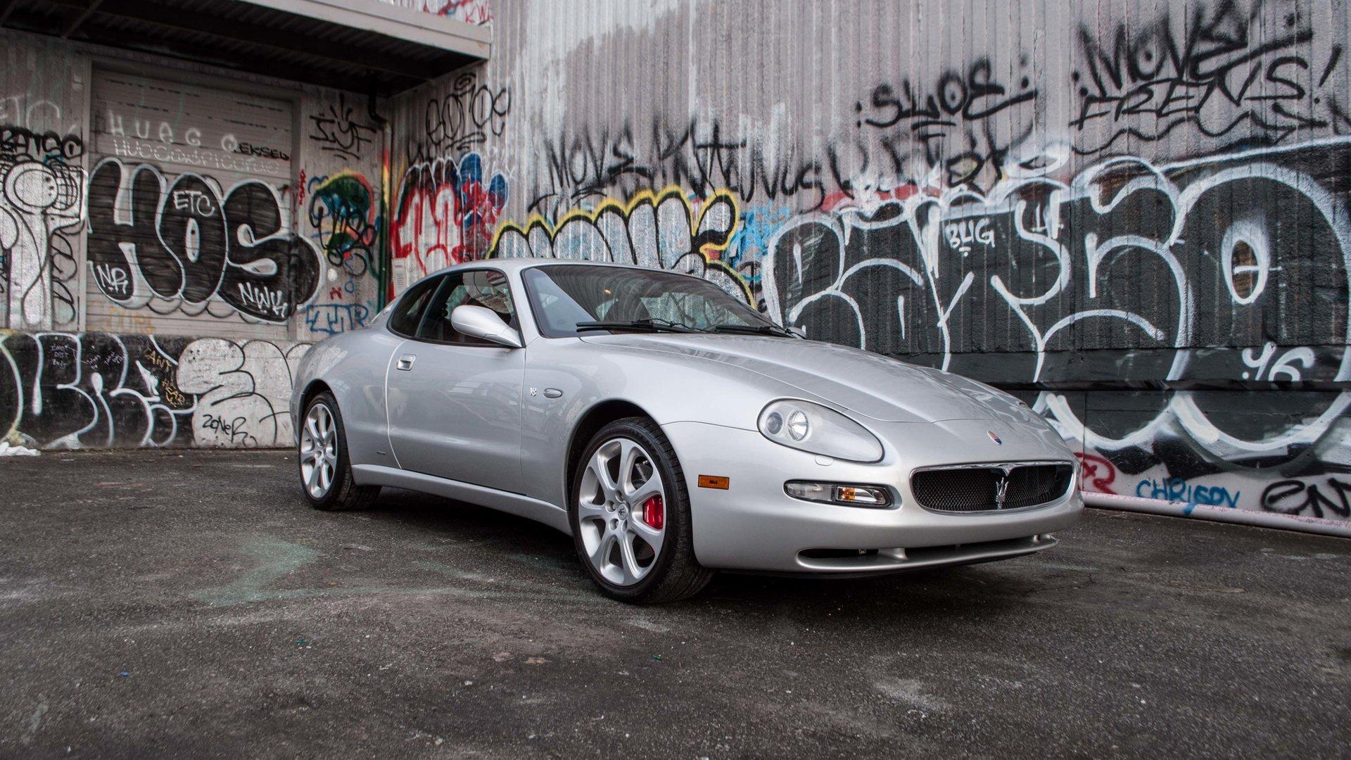 2004 maserati coupe 2dr cpe gt