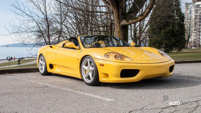 2005 Ferrari 360